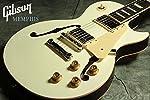 Gibson Memphis / 2015 Limited Run ES-Les Paul Classic White S/N 10205762