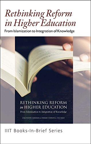amazon books in brief rethinking reform in higher education