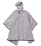 "(ダンケ)Danke レインケープ""RAIN CAPE"" one ZigzagStripe(col.6-10) raincape-one-6-10"