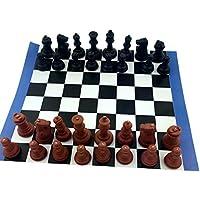 【ノーブランド品】チェスゲーム 国際チェス wi / 180mm チェス盤 テーブルゲーム おもちゃ