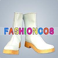 ★サイズ選択可★男性26.5CM UA0825VOCALOID 鏡音リン・鏡音レン コスプレ靴 ブーツ