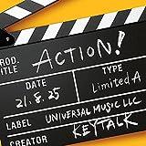 【Amazon.co.jp限定】ACTION! (初回限定盤A)(DVD付)(特典:メガジャケ付)