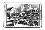 パレードの兵士たちon Broadway、NYC写真アクリルServing Tray )