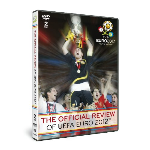 The Official Review of UEFA EURO 2012 [DVD] [Import]