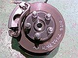 トヨタ 純正 プリウスアルファ W40系 《 ZVW41W 》 左フロントナックルハブ 43212-12410 P80900-17001806
