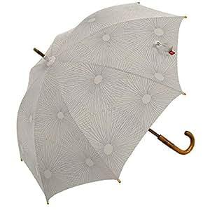 mikuni(ミクニ) 長傘 生成り 47cm bloom 8本骨 MK625500