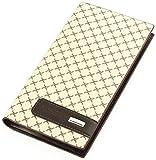 【OSSAW】財布 二つ折り メンズ 小銭入れなし 革 カードがたくさん入る財布 メンズ