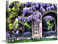 "「Wisteria壁アートプリントby Jessica Jenney 24"" x 15"" 3023682_3_can"