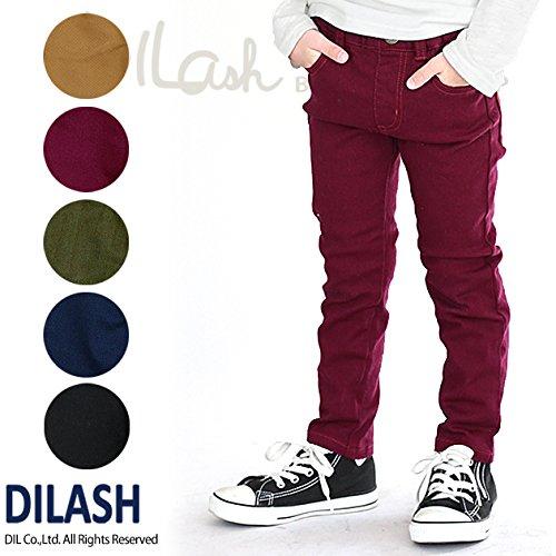 (迪拉什)DILASH褲(瘦,9分鐘長度)/秋季