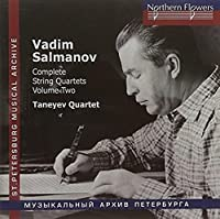 Salmanov: Complete String Quar