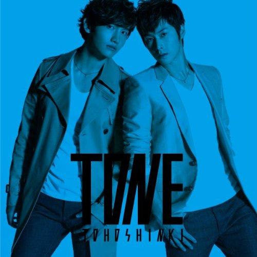 【特典ポスター無】TONE(通常盤)(DVD付)(ジャケットB)
