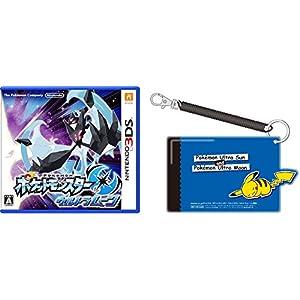 ポケットモンスター ウルトラムーン 【Amazon.co.jp限定】オリジナルパスケース A柄 ムーンver. 付 - 3DS