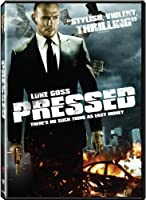 Pressed [DVD] [Import]