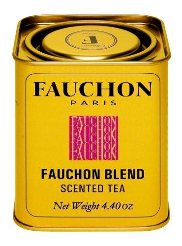 フォション 紅茶フォションブレンド 缶入り 125g