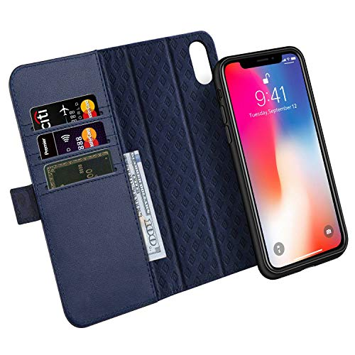 ZOVER iPhone XS ケース iPhone X ケ...