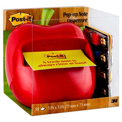 ポスト・イット ポップアップノート デザインディスペンサー アップル APL-330