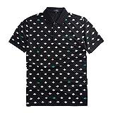 パーリーゲイツ pearly gates ゴルフ ポロシャツ パーリーゲイツ ポロシャツ メンズ ゴルフシャツ 半袖 ポロシャツ
