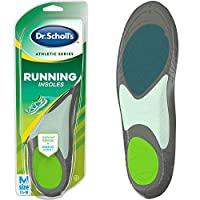 Dr. Scholl's Athletic Series Running Insoles for Men, size 7.5-10, 1 pair