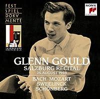 GLENN GOULD SALZBURG RECITAL 1959 by GLENN GOULD (2009-12-02)