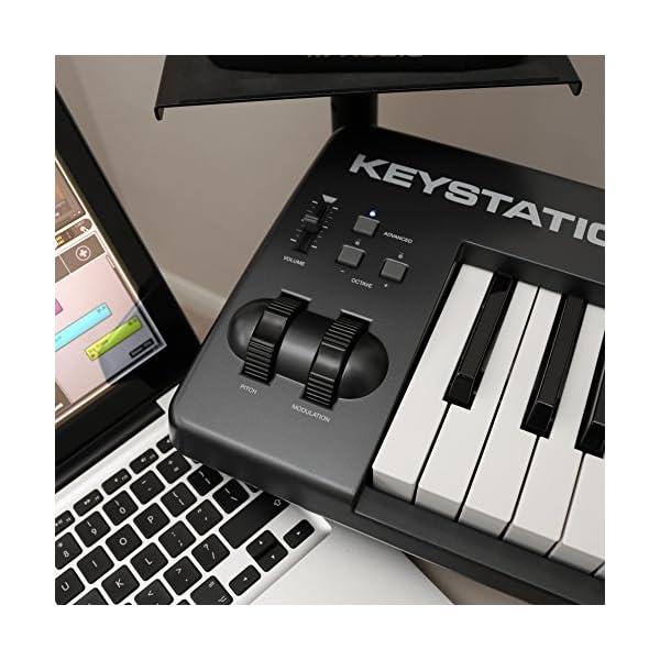 M-Audio USB MIDIキーボード 8...の紹介画像5