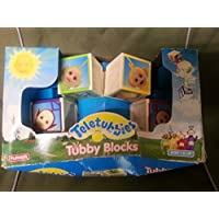 Teletubbies TubbyブロックCollectibles玩具ギフトヴィンテージ1998