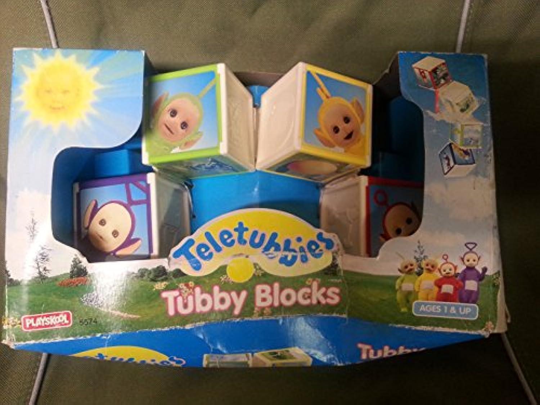Teletubbies TubbyブロックCollectibles玩具ギフトヴィンテージ1998