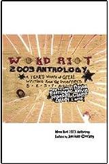 Word Riot 2003 Anthology ペーパーバック