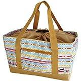 スパイス(SPICE) ショッピング トート バッグ Shopping tote bag Native sky SFVG1521F