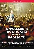 マスカーニ:歌劇「カヴァレリア・ルスティカーナ」/レオンカヴァッロ:歌劇「道化師」[DVD]