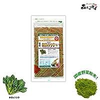 森のこかげ 国産 野菜 粉末 ほうれんそう ホウレンソウ 100g 野菜パウダー R