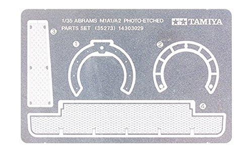 1/35 MM M1A1/A2 エイブラムス エッチングパーツ 35273