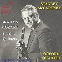 Brahms/Mozart: Clarinet Quinte
