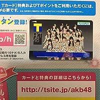 HKT48 Tカード 指原莉乃 AKB