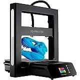 JGAURORA 3D Printer Large Printing Size Upgrade Desktop 3D Printer 305*305*320 mm Support PLA/Wood/TPU/ABS 3D Filament,DIY 3D Printer Kit for Industry School Home