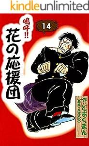 嗚呼!! 花の応援団 14巻 表紙画像