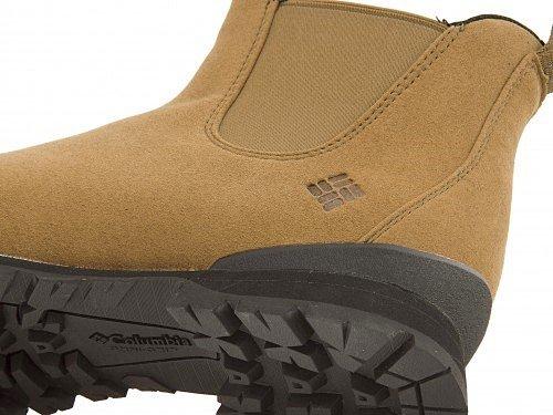 [コロンビア] Columbia メンズ ショートブーツ レインブーツ 長靴 バーンサイド ウォータープルーフ 軽量 防水 雨 雪 靴 カジュアル トラベル アウトドア BURNSIDE WATERPROOF YU3800 アンダーブラッシュ 26.0cm