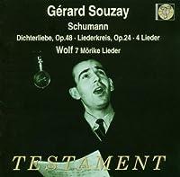 Lieder by SCHUMANN & WOLF (2003-11-11)