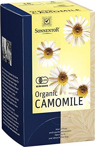SONNENTOR カモミールティー 18袋