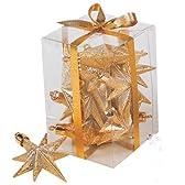 クリスマススター#018 ゴールドXO000921018