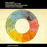 Sonata B Flat Major / 3 Klavierstucke