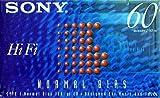 ソニー 一般用オーディオカセットテープ HF (ノーマルポジション 60分 単品) C-60HFB
