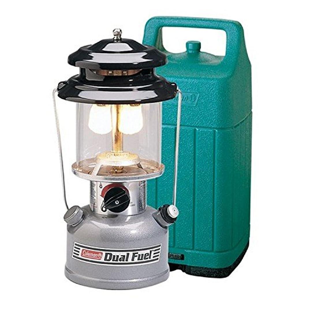 あいまい霊測るColeman Premium Dual Fuel(TM) Lantern with Hard Carry Case コールマン ランタン[並行輸入]