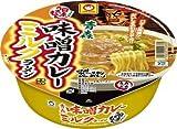マルちゃん 日本うまいもん 青森味噌カレーミルクラーメン131g 12食入り