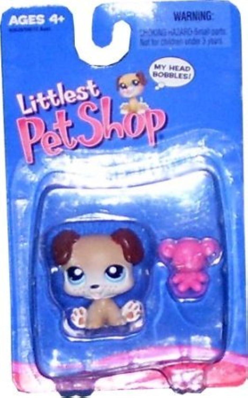 Littlest Pet Shop (リトルペットショップ) Puppy with Teddy Bear (テディベア) #143(並行輸入)