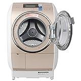 日立 10.0kg ドラム式洗濯乾燥機【右開き】シャンパンHITACHI BD-V9600R-N