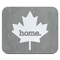 カナダメープルリーフ本国マウスパッド Mousepad - 暖かい質感グレーグレー