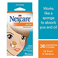 Nexcare にきびアクニ吸収カバー36枚入り 並行輸入品