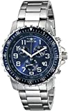 Invicta Invicta II Men's 45mm Chronograph Stainless Steel Quartz Date Watch 6621