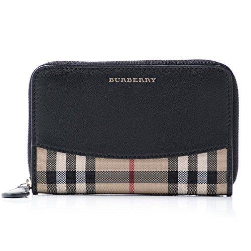 (バーバリー) BURBERRY 2つ折り財布[小銭入れ付き] HOUSEFERRY CHECK MARSTON [並行輸入品]