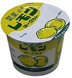 関東・栃木レモンヨーグルト  90gx10(要冷蔵) / 栃木乳業株式会社